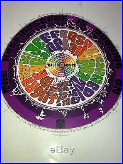 1st 1967 Grateful Dead Kaleidoscope Ballroom Concert PRINTERS PROOF RARE