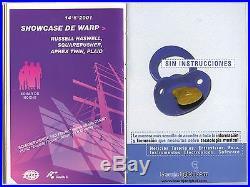APHEX TWIN & SQUAREPUSHER Live Concert Ad Promo Sonar Festival'01 Program Rare