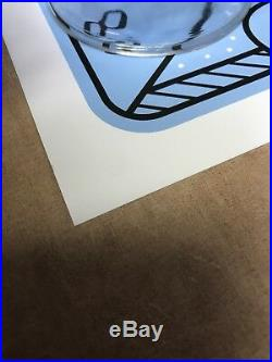BOTH Jack White Las Vegas concert posters 8/23 & 8/24Ace of hearts & 9 of clubs