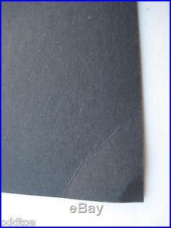 COAL CHAMBER & TYPE O NEGATIVE Poster Original 2000 Concert S/N Lindsey Kuhn