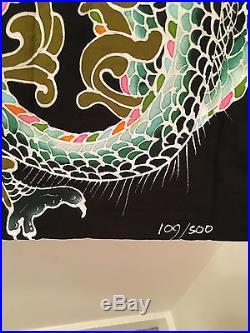Dave Matthews Band Fire Dancer Logo Concert Poster Banner Flag Tapestry /500