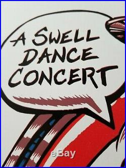 Dead & Company Concert Poster Nassau Coliseum NY 11/5-6/2019 Masthay