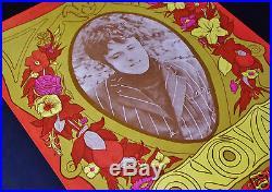 Donovan BG 86 1st A Vintage Concert Poster Bill Graham Fillmore 1967 Near Mint