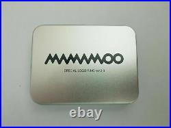 K-POP MAMAMOO Concert MOOSICAL Official Limited Rogo Ring ver. 2