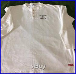 Michael Jackson One Night Only concert shirt. White, long sleeve, size XL
