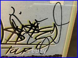 Mos Def Talib Kweli Pharoahe Monch Concert Poster Mint Signed Framed 2005