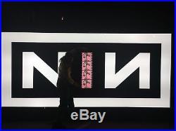 Nine Inch Nails Emek LA Concert Poster Hollywood Palladium 12/15/18