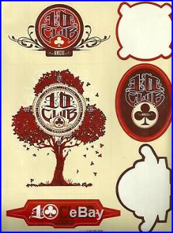 Pearl Jam Concert and Ten Club Lot (Posters, Stickers, Pennant, etc.)