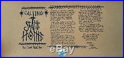 Pearl Jam seattle poster klausen 2018 the home shows pj concert tour new