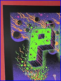 Phish Concert Poster Dicks Sporting Goods Park 2021 Rodger Binyone Print Denver