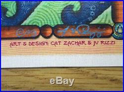Phish Orange Beach 2014 Original Concert Poster Rizzi