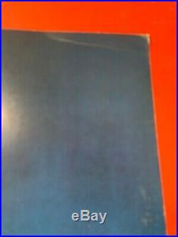 Pink Floyd Concert Poster Oakland Coliseum Rnady Tuten Signed Print Aor 4.47