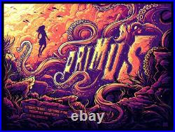 Primus Sept 22nd, 2021 Concert Tour Poster Freedom Hill Sterling Heights MI /320
