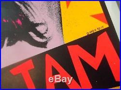 Soundgarden Pearl Jam Lithograph Concert Poster Frank Kozik #88 New Near Mint