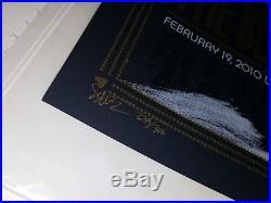 The Black Keys Todd Slater 2010 Las Vegas Silkscreen Print Concert Posters SET