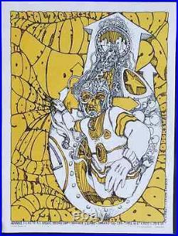 The Doors Concert Poster 1967 Grateful Dead Earl Warren Showgrounds
