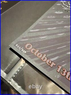 Tool Band Aftershock Festival Concert Poster October 13 2019 FI Sacramento CA