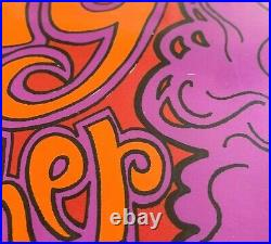 Vintage Big Brother and the Holding Company Ark Concert Poster (The Ark, 1967)