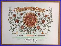 Widespread Panic Wsp Summer 2013 Concert Poster Silkscreen Original Spusta